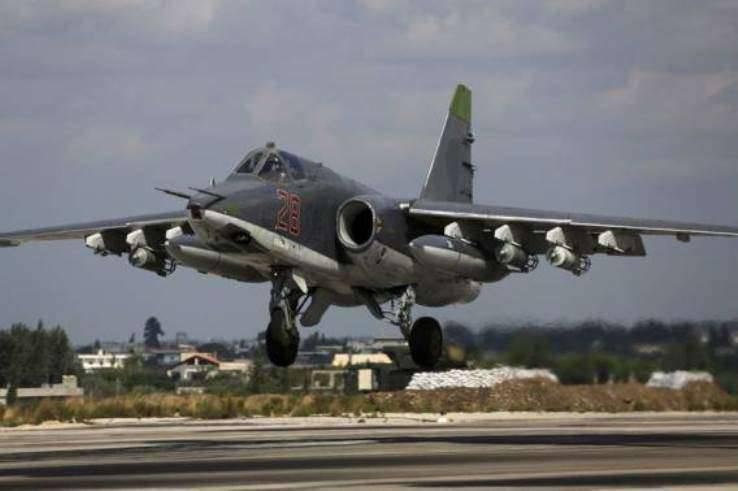 """阿勒颇地区的另一次袭击""""Dzhebhat en Nusry""""阻止了俄罗斯飞机"""