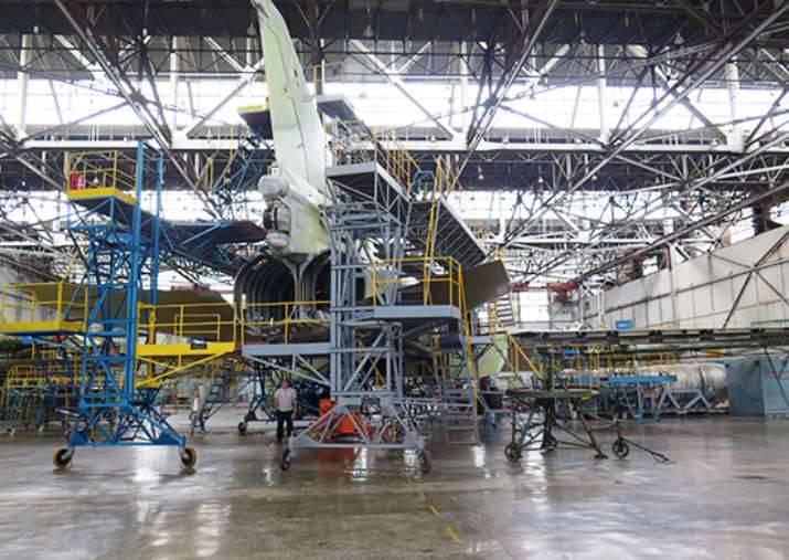 El retraso en la reparación del bombardero estratégico Tupolev se eliminará a principios de verano