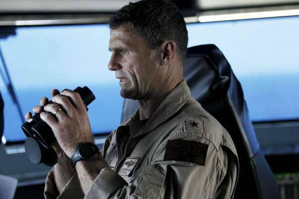 En el Comité de los Jefes de Estado Mayor, los Estados Unidos declararon que estaban dispuestos a abrir otra base militar estadounidense en Irak.