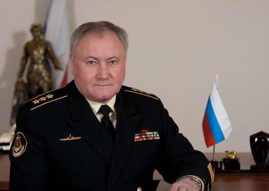 Amiral Vladimir Korolyov, Rus Donanması Şefi Komutanı olarak atandı