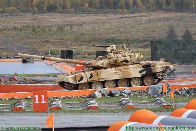 Reconhecimento do Exército: análise da posição de tanques e veículos blindados russos no mercado mundial de armas