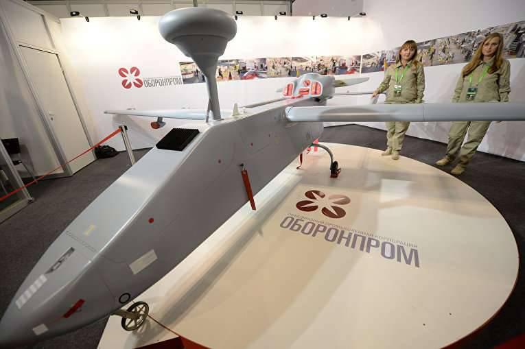 """国防部副部长:""""对各类无人机的需求是巨大的"""""""
