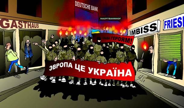 """公投,""""判处""""波罗申科和欧盟"""