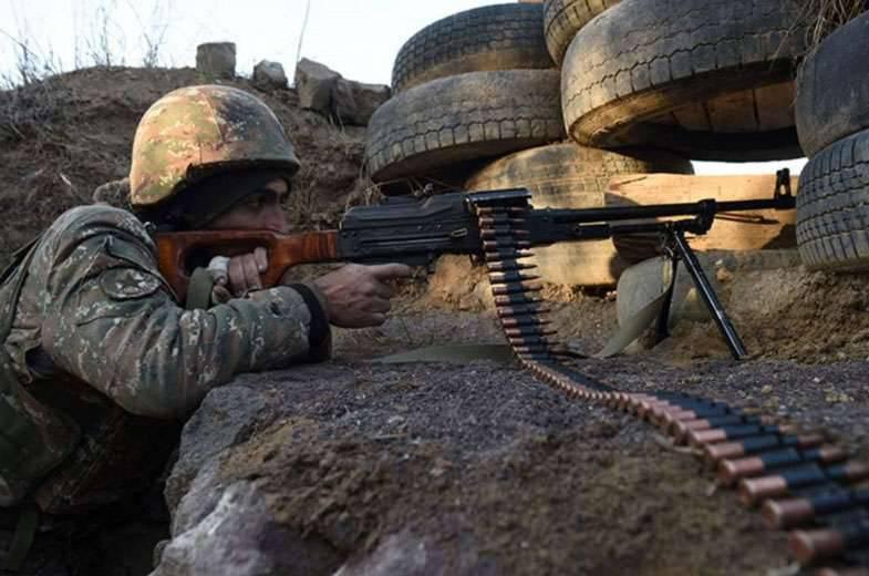 アルメニアとアゼルバイジャンは、無人偵察機の無力化について声明を交換しました。