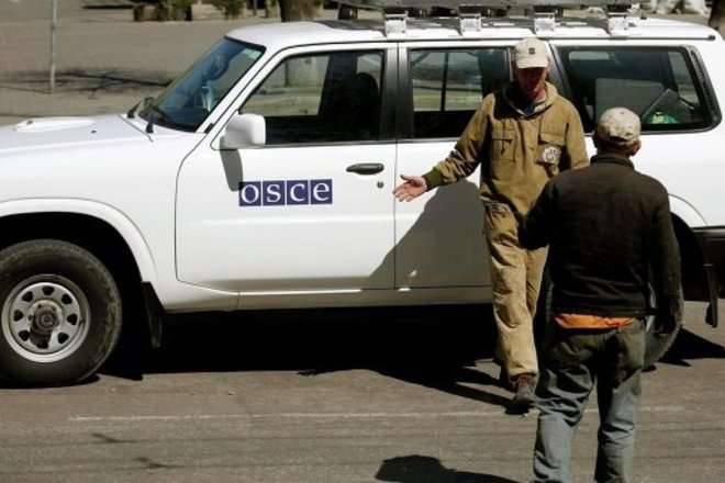 """La Missione OSCE ha annunciato """"preoccupazione"""" per la situazione nel Donbass"""