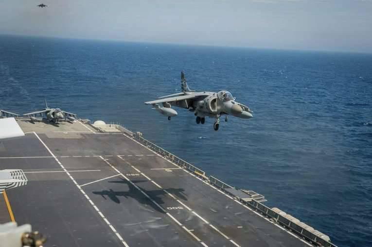 Pentagone: lancement du porte-avions John F. Kennedy sur 2020 g