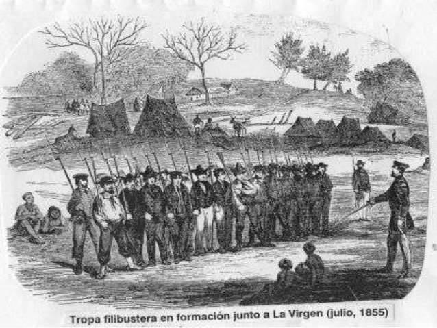 「クールウォーカー」 アメリカのジャーナリストとして、中米で「Flibusters戦争」を開始し、それから何が起こったのか