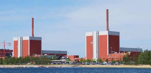 La emisión de radiación se observó en la central nuclear de Olkiluoto (Finlandia). Los trabajos de reparación comenzarán el lunes ...