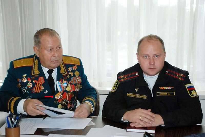 """Der Chef der SGE kündigte die Inhaftierung eines """"GRU-Rekrutierers"""" mit ukrainischer Staatsbürgerschaft an, und Klimkins Schwiegervater fand eine Medaille """"Für die Rückkehr der Krim"""""""