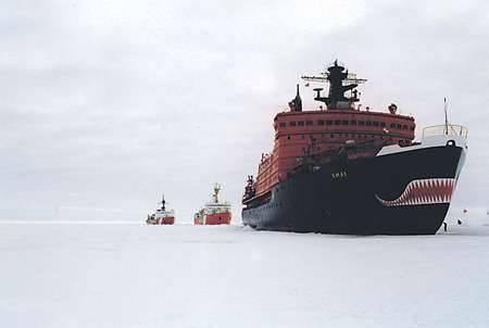 Rus Kutuplarını kim ele geçirmek istiyor ve neden?