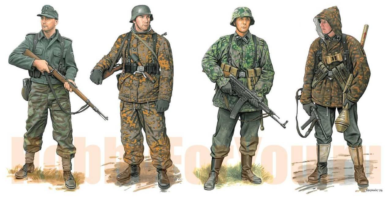 Кто шил немцам форму во время войны