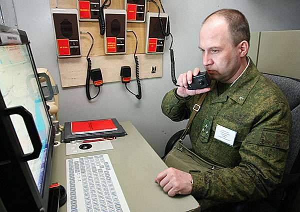 ロシアの航空防衛軍(AD)の日