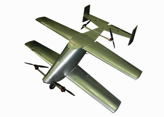 Envelope-8无人机的飞行测试始于俄罗斯联邦