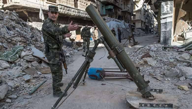 Medios de comunicación: batallas feroces están en el área de Siria Aleppo