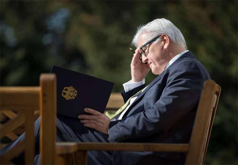 Steinmeierは、ロシア連邦のG8への復帰を求めたが、今はそうではない...
