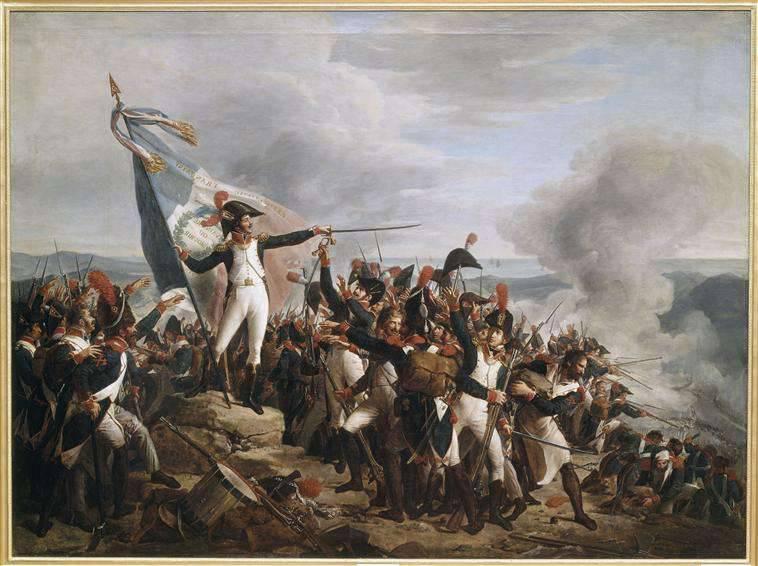 Napolyon'un ilk büyük zaferi. Mükemmel İtalyan kampanyasının başlangıcı