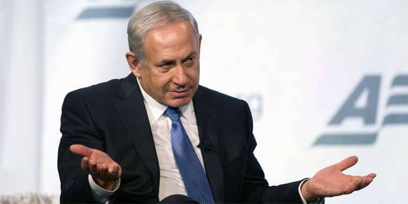 以色列总理承认该国空军在叙利亚境内实施空袭