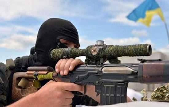 Il Pentagono ha deciso che non avrebbero addestrato i cecchini ucraini