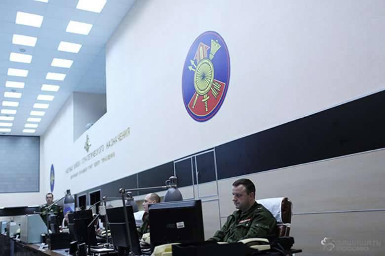 戦略ミサイル軍の中枢部隊ポイントの検証を開始