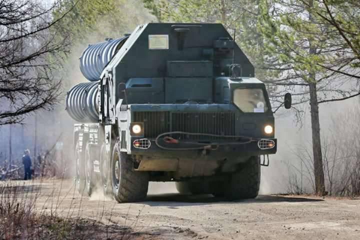 TSO'daki tatbikat, Rus hava savunma füzesi sistemlerinin etkinliğini göstermiştir.