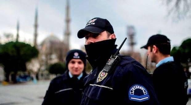 """तुर्की मीडिया: """"इस्तांबुल में हिरासत में लिए गए दो रूसी जासूस"""""""