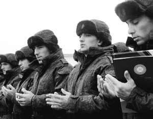 El ejército ruso es capaz de crecer una nueva elite de las repúblicas caucásicas