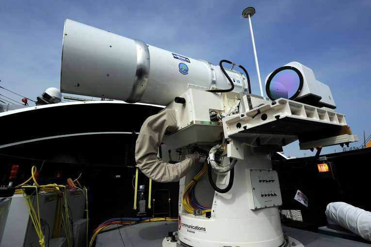 The Pentagon has promised to develop anti-missile lasers by 2021