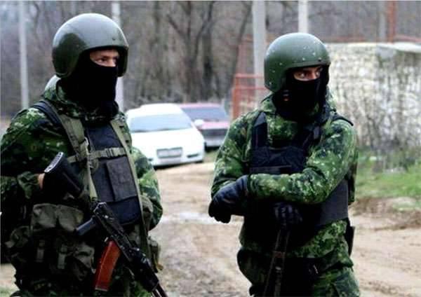 Eliminazione dei rappresentanti della banda in Daghestan