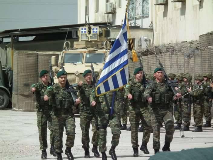 メディア:ギリシャ国防省は軍の戦闘準備をテストし始めた