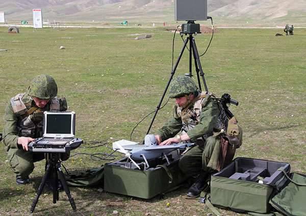 День специалиста по радиоэлектронной борьбе ВС РФ