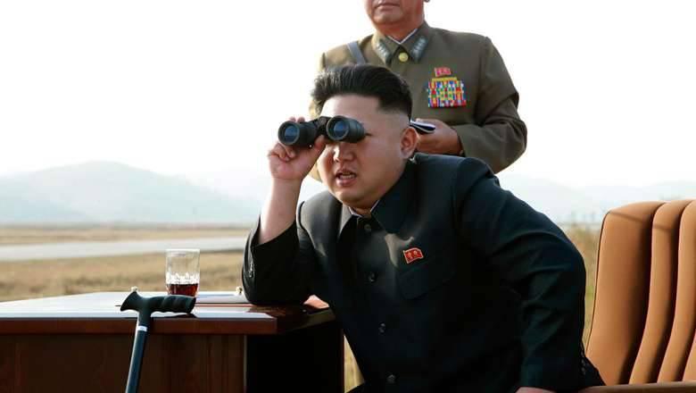DPRK'da füze fırlatma işlemi başarısız oldu