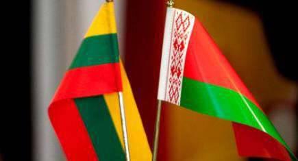 Litauen gegen Weißrussland - eine Simulation der Unschuld