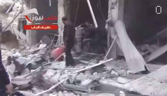 Suriye medyası: Halep'i kurtarmaya yönelik operasyonun ilk aşaması başarısızlıkla sonuçlandı