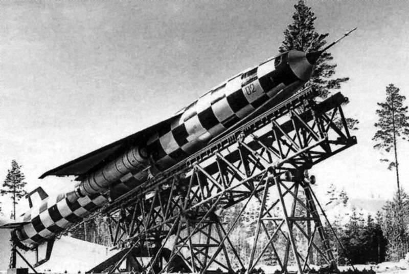 P-20 क्रूज मिसाइल प्रोजेक्ट
