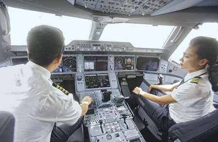 The human factor conflicts in aviation with technology