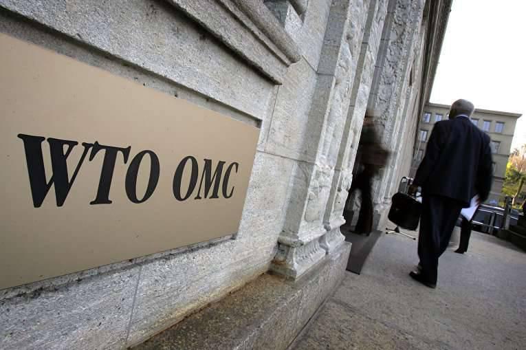 Mass media: alla riunione dell'OMC, le richieste dell'Ucraina alla Federazione russa sono state sostenute da Stati Uniti, UE e Turchia