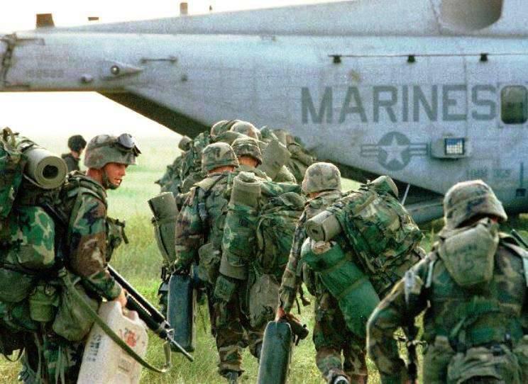 フォックスニュース:米国海兵隊の航空機故障