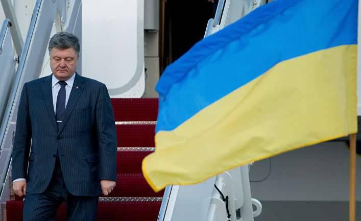 Pare de amamentar Poroshenko - isso é repleto de sérias conseqüências (Foreign Policy, EUA)