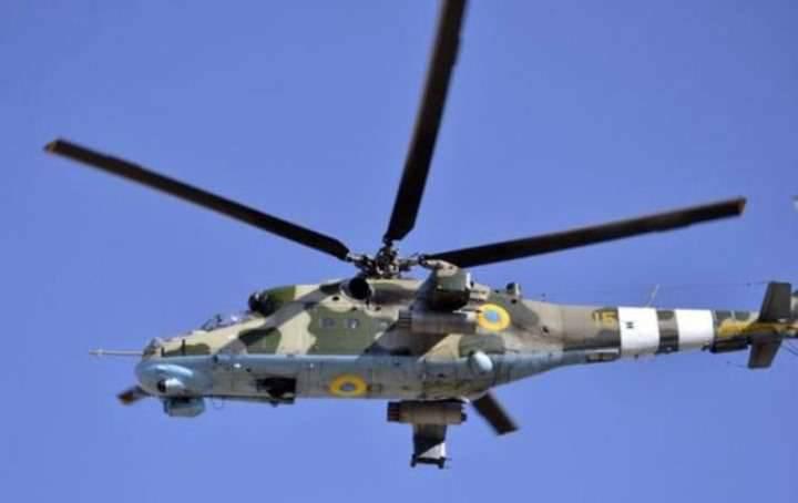 Gli elicotteri X-NUMX Mi-3 sono tornati in Liberia dall'Ucraina