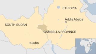 La forte détérioration de la situation à la frontière éthiopienne et sud-soudanaise