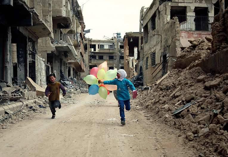 Centre de conciliation russe sur la situation en Syrie