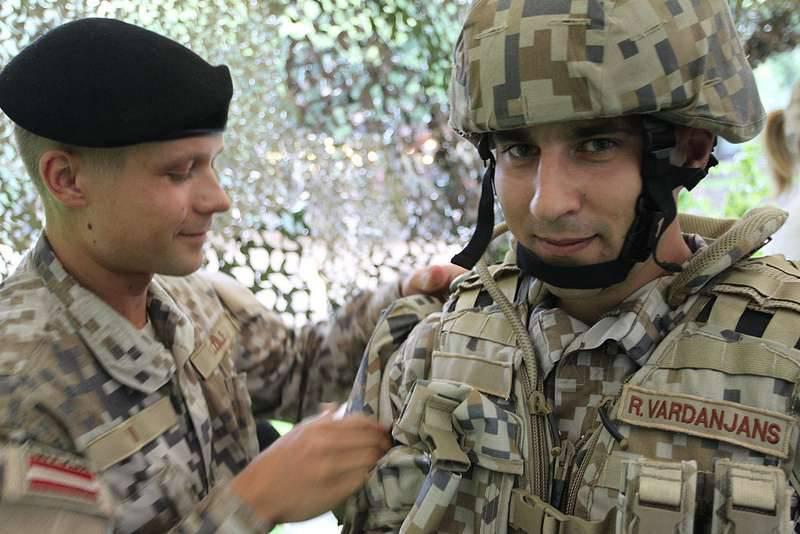 "NATO-Übung ""Summer Shield XIII"" in Lettland"