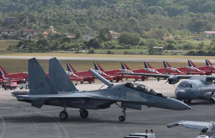 Die Russische Föderation ist bereit, malaysischen Militärkämpfern anzubieten, die ihre Anforderungen erfüllen.