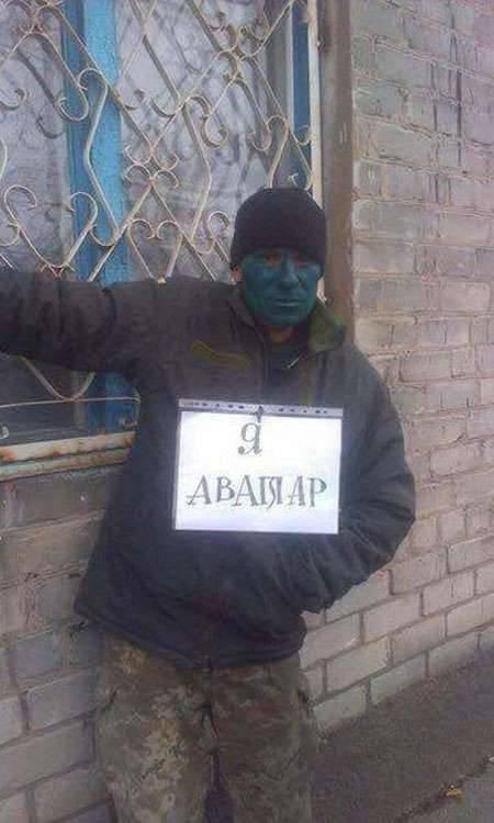 """Ucraina. Solo gli """"avatar"""" vanno in battaglia ..."""