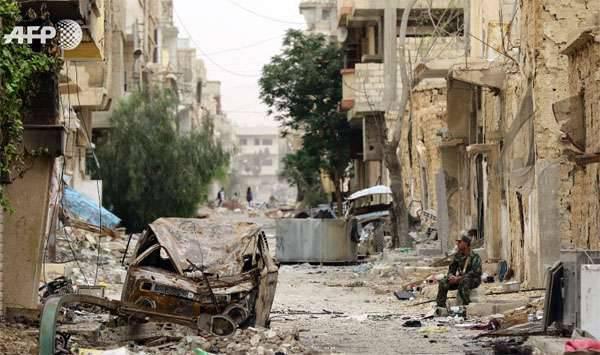"""尚未加入停火的激进分子"""" Ahrar al-Sham""""和"""" Jaysh al-Islam""""声称他们正在""""恢复""""针对叙利亚政府的军事行动"""