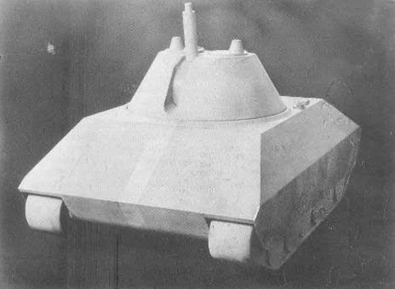 Typ 245 ailesinin hafif tank projeleri (Almanya)