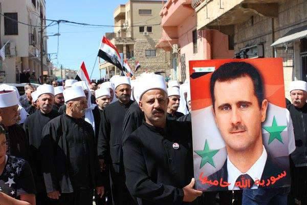 七十年后:叙利亚再次为独立而战