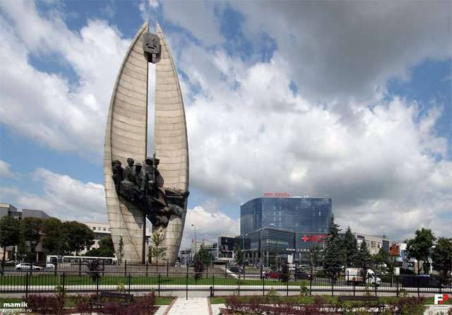 Riot on the Polish ship? Residents and the city hall of Rzeszow refused to dismantle the monument to the soldiers of the Red Army