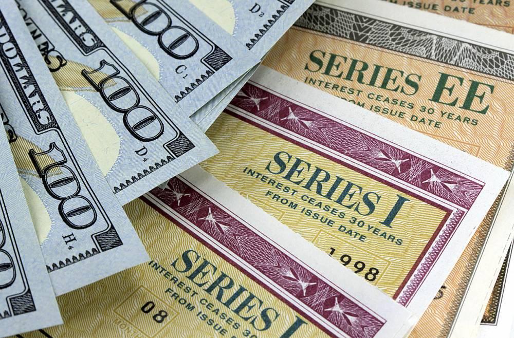 Покупка государственных долговых бумаг в валюте