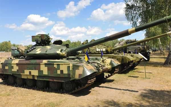 Estonyalı firma Ukrayna'nın Kongo'da tank satmasına yardım etti
